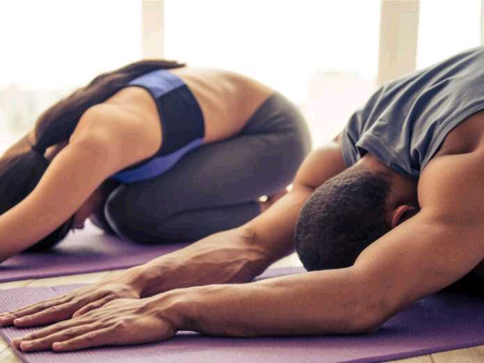 yoga poses that build muscle