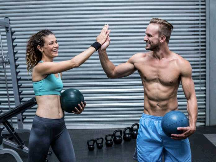 personal record and get anabolic benefits